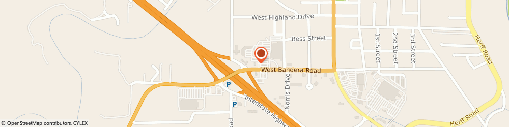 Route/map/directions to Dairy Queen, 78006 Boerne, 436 West Bandera Road