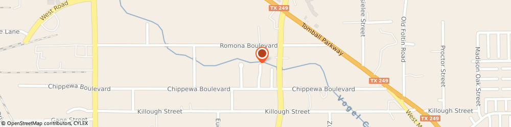 Route/map/directions to Sling Shot Delivery, 77086 Houston, 12031 TILTRUM LANE
