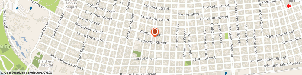 Route/map/directions to MoldSmart Environmental Services, 70115 New Orleans, 924 Valmont St