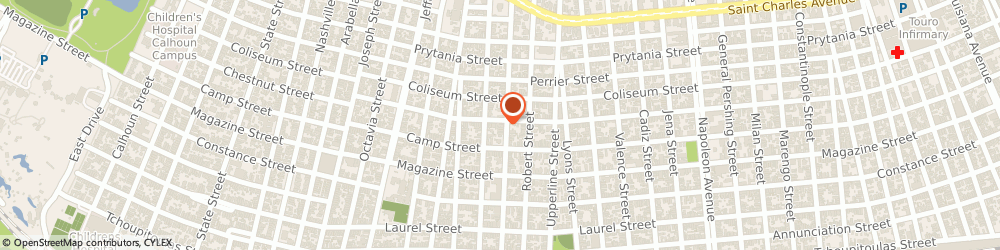 Route/map/directions to Ajax Plumbing Co Incorporated, 70115 New Orleans, 1036 SONIAT STREET
