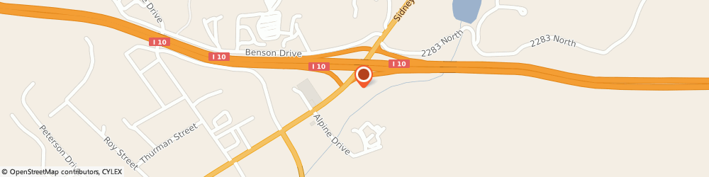 Route/map/directions to Dairy Queen DQ KERRVILLE, 78028 Kerrville, 2141 Sidney Baker St