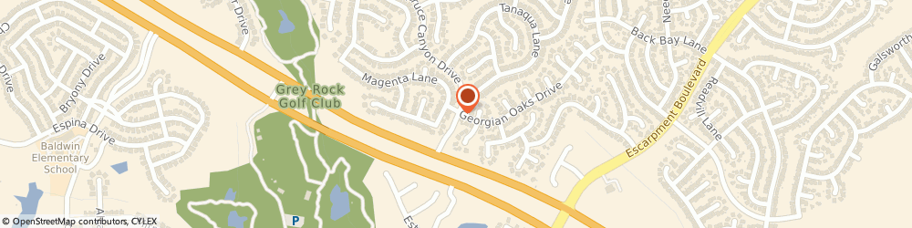 Route/map/directions to zPizza Parkside Village - Circle C, 78749 Austin, 5701 W. Slaughter Lane Suite A160