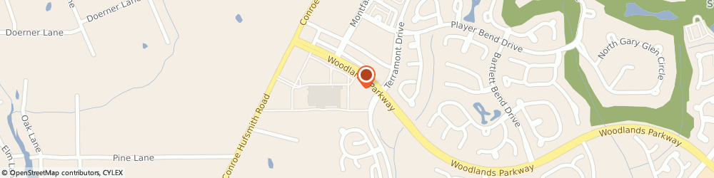 Route/map/directions to Safeco Insurance Agent, 77382-2926 The Woodlands, 9955 Woodlands Pkwy Ste G