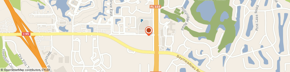 Route/map/directions to Navy Federal Credit Union - ATM, 32256 Jacksonville, 9900 Old Baymeadows Rd