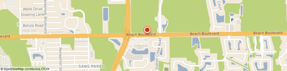 Route/map/directions to Bank of America, 32246 Jacksonville, 12620 BEACH BLVD
