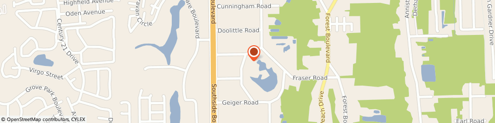 Route/map/directions to Trashouts Junk Removal, 32246 Jacksonville, 2119 Hilltop Blvd