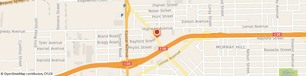 Route/map/directions to Wells Fargo Bank, 32254 Jacksonville, 380 Edgewood Ave S