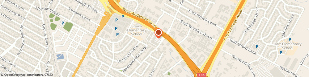 Route/map/directions to RC Health Services Austin, 78752 Austin, 111 W. Anderson Lane