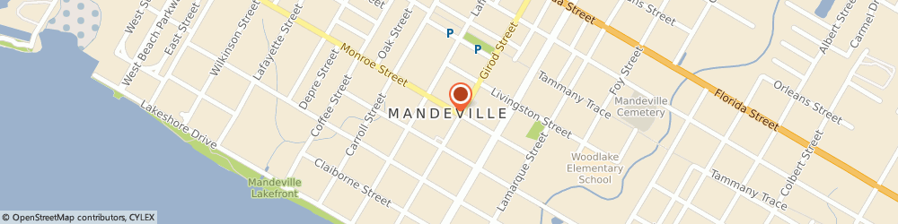 Route/map/directions to Century 21 Investment Realty, 70471 Mandeville, STREET