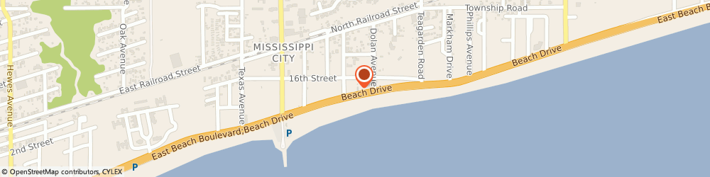 Route/map/directions to Oxford Health Care, 39507 Gulfport, 660 BEACH DRIVE