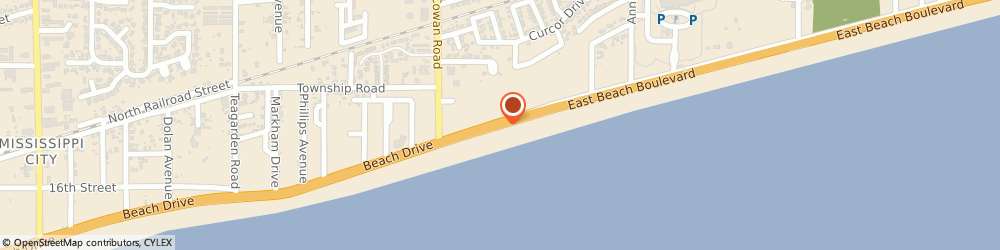 Route/map/directions to Red Lobster Restaurants, 39507 Gulfport, 2400 BEACH DRIVE