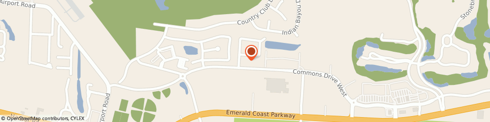 Route/map/directions to William Meeboer, 32541 Destin, 3997 Commons Dr W, Ste H