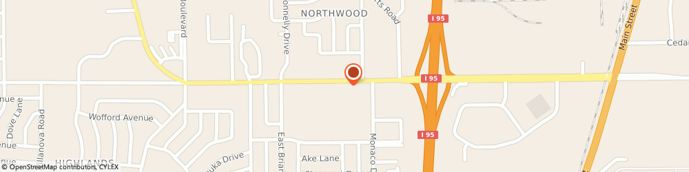 Route/map/directions to BBVA Bank, 32218 Jacksonville, 1036-2 Dunn Ave