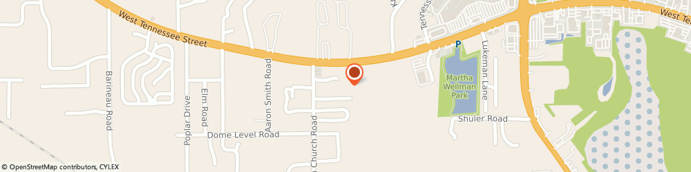 Route/map/directions to Gerber Collision & Glass, 32304 Tallahassee, 5845 W Tennessee St