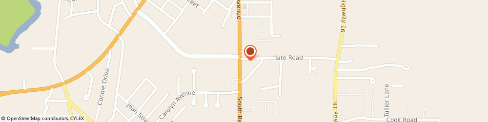 Route/map/directions to Church's Chicken, 70726 Denham Springs, 1504 S. Range Ave