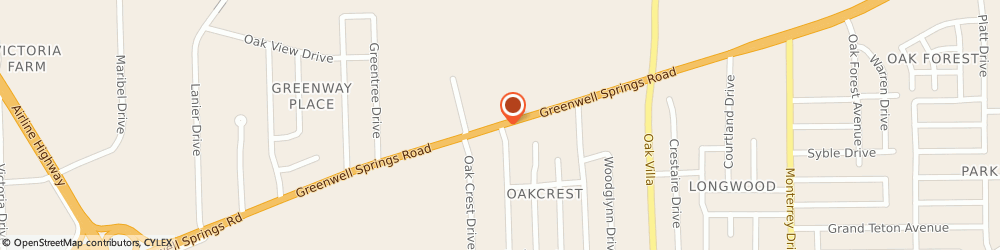 Route/map/directions to G & J Seafood, 70814 Baton Rouge, 8580 Greenwell Springs Rd