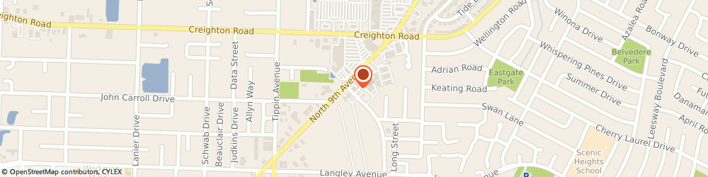 Route/map/directions to Scott Westmark: Allstate Insurance, 32504 Pensacola, 6600A N 9th Ave