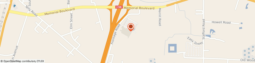 Route/map/directions to SmartStyle, 39466 Picayune, 235 Frontage Rd