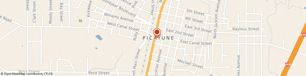 Route/map/directions to Nationwide Brian Thigpen, 39466 Picayune, 108 Hwy 11 South