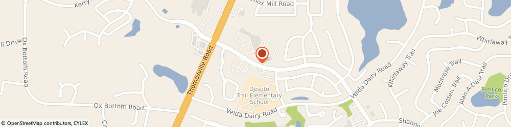 Route/map/directions to Peoples First Community Bank, 32309 Tallahassee, 2920 KERRY FOREST PARKWAY