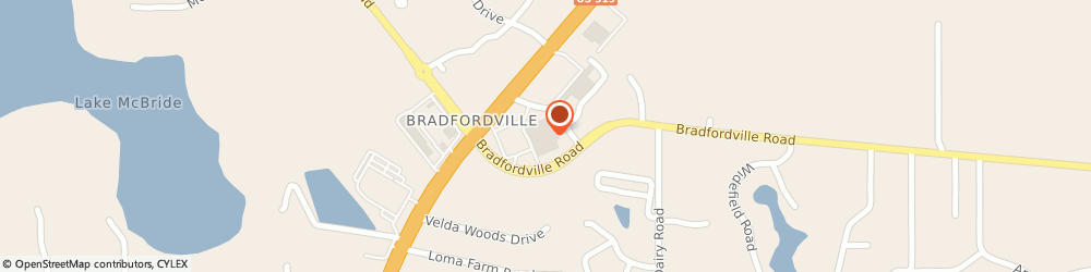 Route/map/directions to Pizza Hut Express, 32309 Tallahassee, 3751 Bradfordville Road