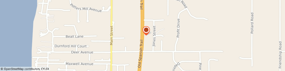 Route/map/directions to Express Oil Change, 36526 Daphne, 1803 Us Highway 98