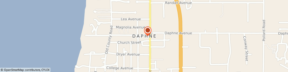 Route/map/directions to Atm Bremer Bank, 36526 Daphne, 7028 Hwy 90