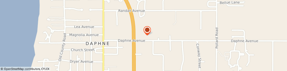 Route/map/directions to Jackson Hewitt Tax Service, 36526 Daphne, 1802 Us Highway 98 Ste C
