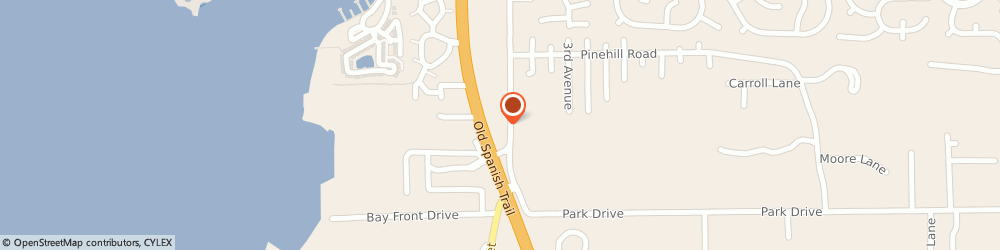 Route/map/directions to BBVA Bank, 36526 Daphne, 28000 Us-98