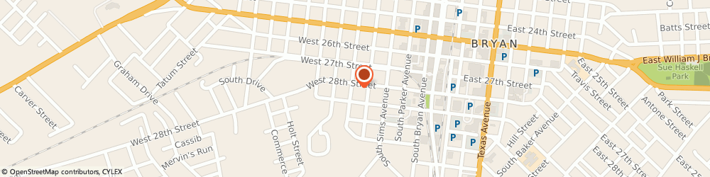 Route/map/directions to Norteno Ritmo, 77803 Bryan, 509 WEST 28TH STREET
