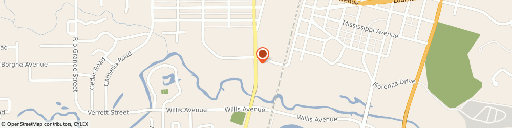 Route/map/directions to Sally Beauty Supply, 70427 Bogalusa, 104 Cumberland St