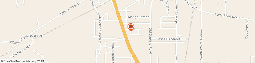 Route/map/directions to Bridgestone Tires Dealer, 36507 Bay Minette, 591 Highway 31 South