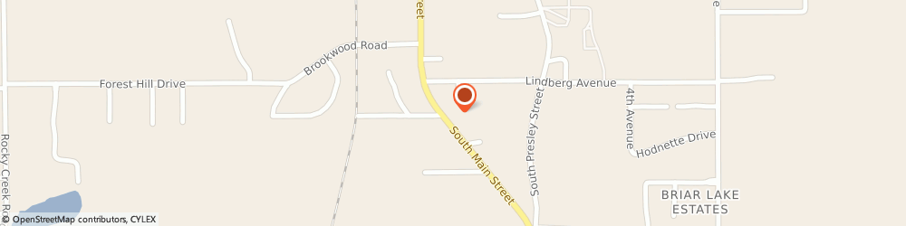 Route/map/directions to Advance Auto Parts, 36502 Atmore, 1603 South Main