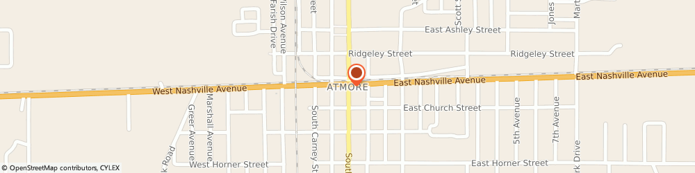 Route/map/directions to Bp Station, 36502 Atmore, 4095 JACK'S SPRGS RD