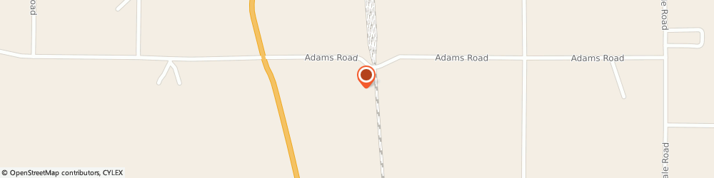 Route/map/directions to Ferrellgas, 39648 Mccomb, 1072 Adams Rd