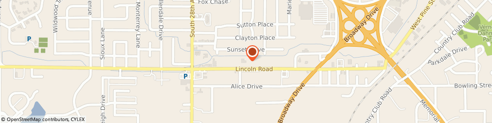 Route/map/directions to Alfa Insurance, David Sides, 39402 Hattiesburg, 2315 Lincoln Rd., Ste. 30