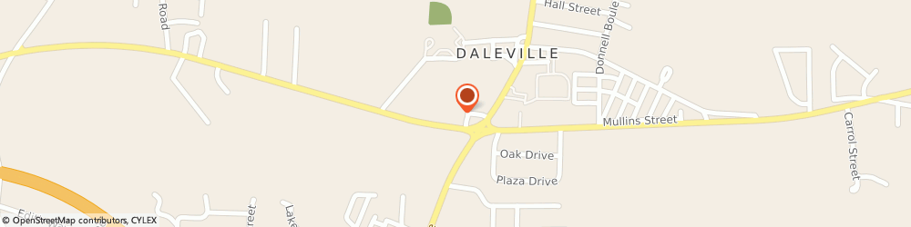 Route/map/directions to Wells Fargo Bank, 36322 Daleville, 70 Old Hwy 134
