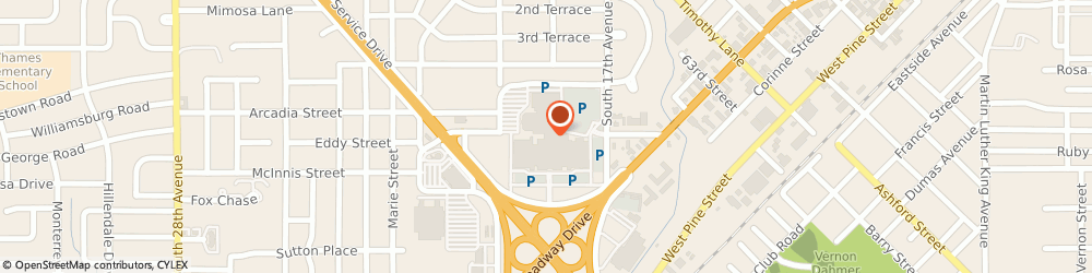 Route/map/directions to Apria Healthcare, 39401 Hattiesburg, 5912 US Hwy 49