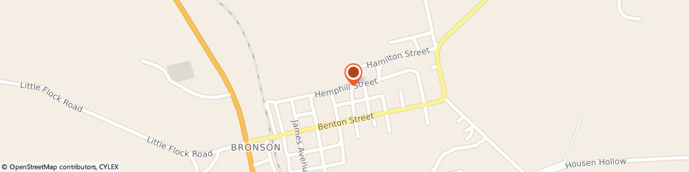 Route/map/directions to Beltone Professional Hearing Aide Centers, 75948 Hemphill, STREET