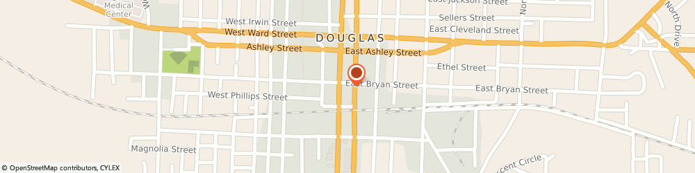 Route/map/directions to Advance Auto Parts, 31533 Douglas, 114 East Bryan Street