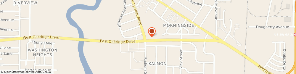 Route/map/directions to Advance Auto Parts, 31705 Albany, 1416 Radium Springs Road