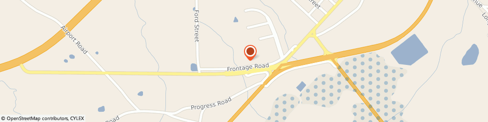 Route/map/directions to AutoZone Auto Parts, 39474 Prentiss, 1215 Frontage Rd