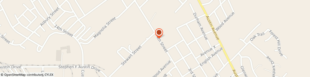 Route/map/directions to Fourth and Stewart church of Christ, 76801 Brownwood, 3201 4TH STREET
