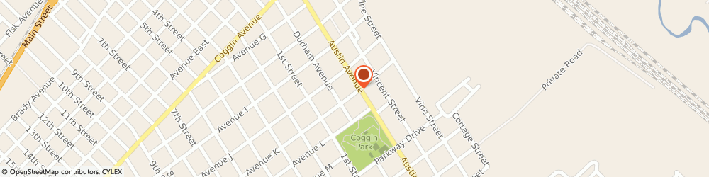 Route/map/directions to Kennon Mc Lean Dds, 76801 Brownwood, 1001 Avenue K