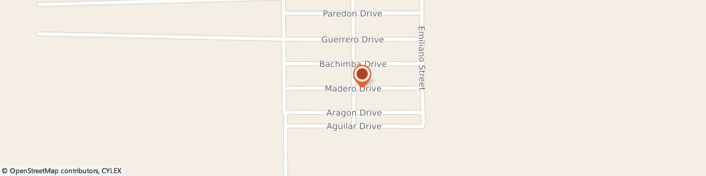 Route/map/directions to Fleet Service Solutions, 79928 El Paso, 13783 Madero Dr