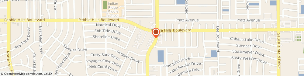 Route/map/directions to Mt. Franklin Insurance Agency, 79936 El Paso, 2931 George Dieter Dr