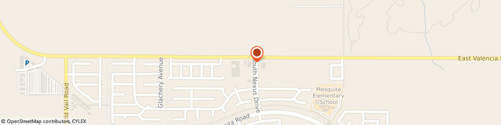 Route/map/directions to Little Caesars Pizza, 85747 Tucson, 9136 E Valencia Rd 140