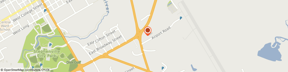 Route/map/directions to Pulidos Restaurant, 76401 Stephenville, 809 EAST ROAD