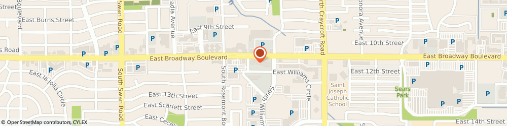 Route/map/directions to American Family Insurance - Claims Office, 85711 Tucson, 5255 EAST WILLIAMS CIRCLE SUITE 4000