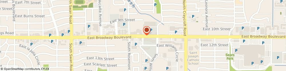 Route/map/directions to RightSure Insurance Group, 85711 Tucson, 5151 E Broadway Blvd Suite 100